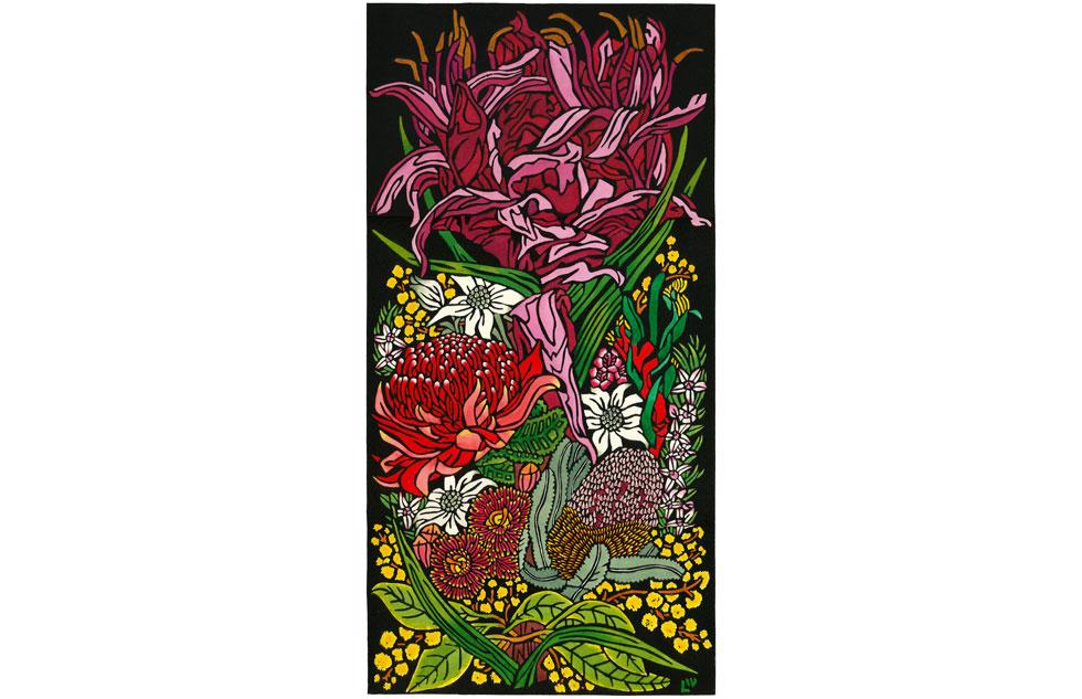 Gymea Lily Wildflowers