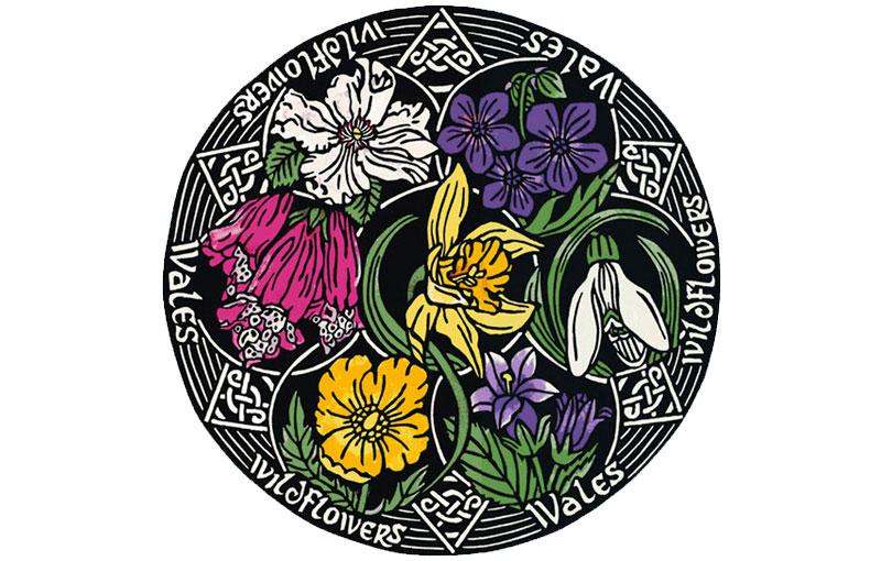 Wildflowers – Wales Circles